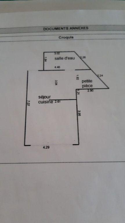 Appartement à vendre 2 42.35m2 à Les Trois-Îlets plan-1