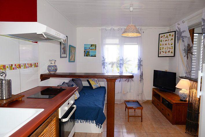Appartement à vendre 2 38m2 à Les Trois-Îlets vignette-2