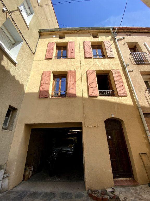 Maison à vendre 4 160m2 à Port-Vendres vignette-1