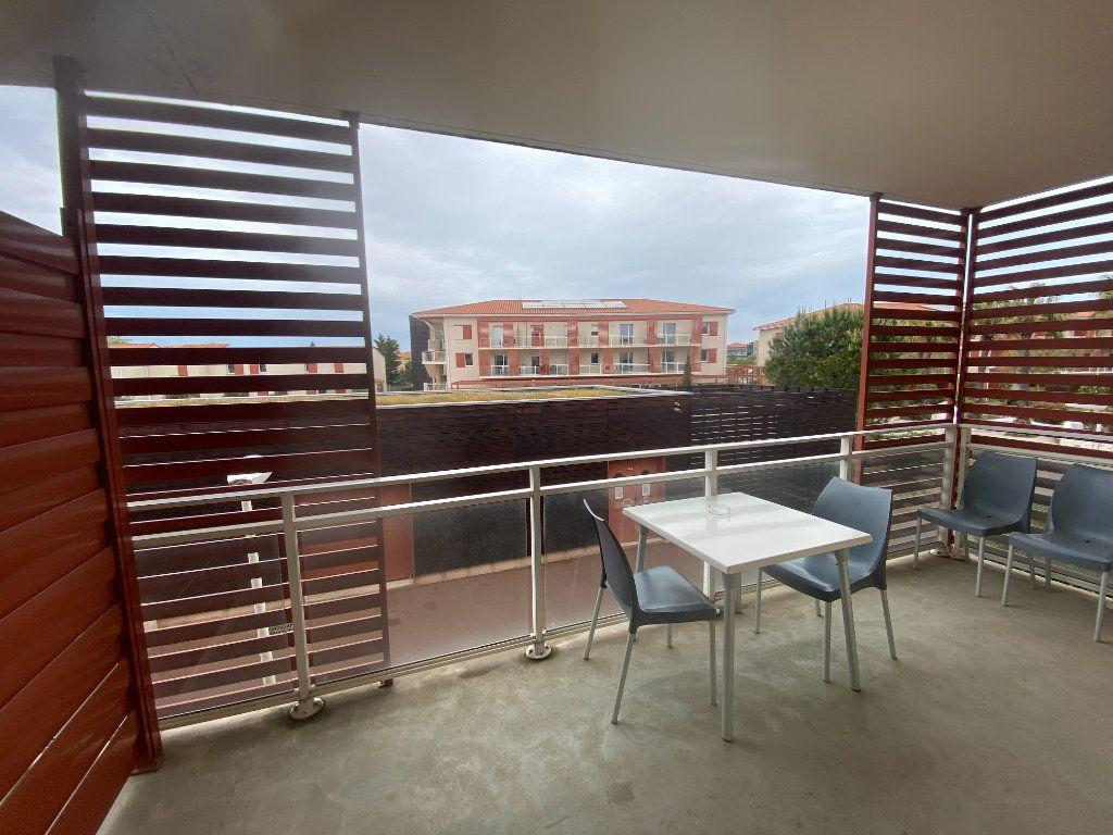 Appartement à vendre 2 40m2 à Argelès-sur-Mer vignette-1