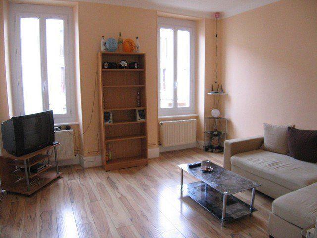 Appartement à louer 1 21.21m2 à Le Creusot vignette-1