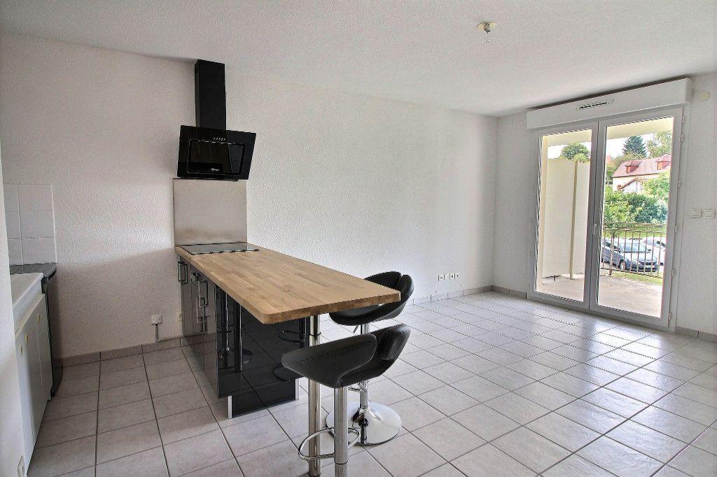 Appartement à louer 2 37.04m2 à Le Creusot vignette-1