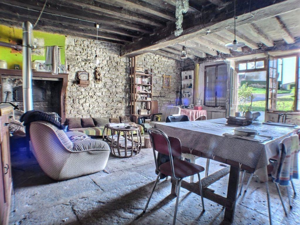 Maison à vendre 3 60.98m2 à Antigny-la-Ville vignette-1