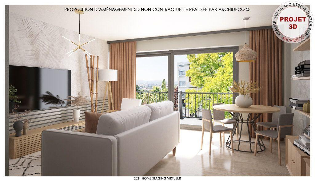 Appartement à vendre 3 70.13m2 à Rueil-Malmaison vignette-1