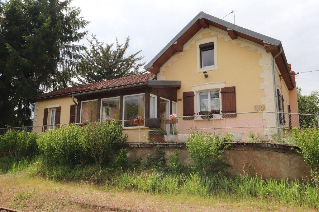 Maison à vendre 5 125m2 à Maxilly-sur-Saône vignette-1