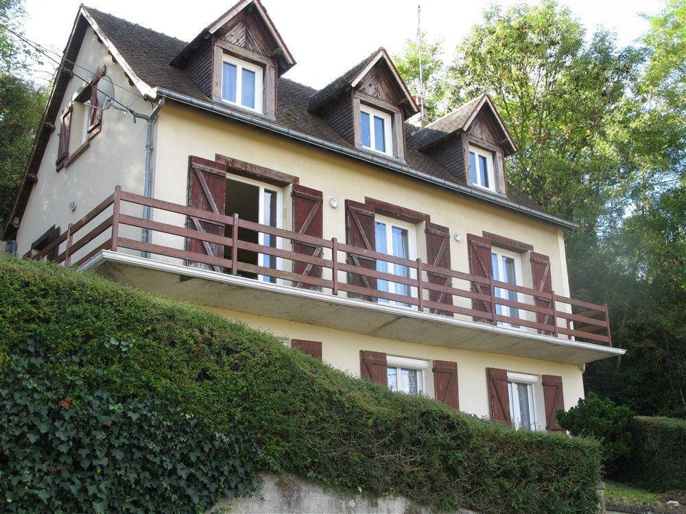 Maison à vendre 6 161m2 à Saint-Rimay vignette-1