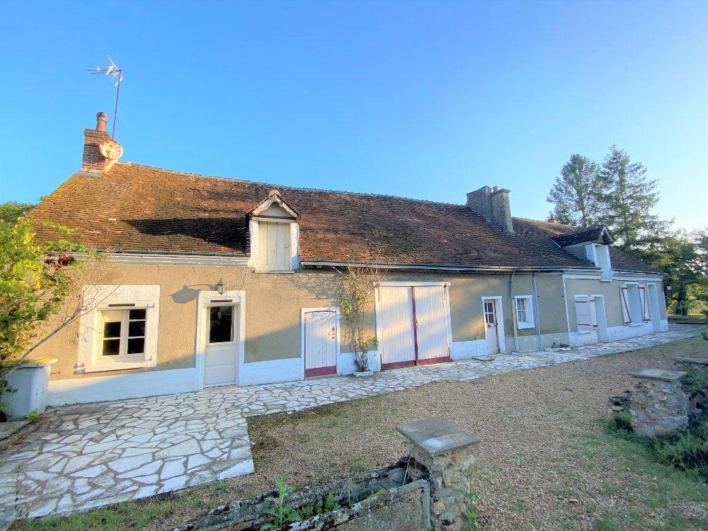 Maison à vendre 4 107m2 à Thoré-la-Rochette vignette-1