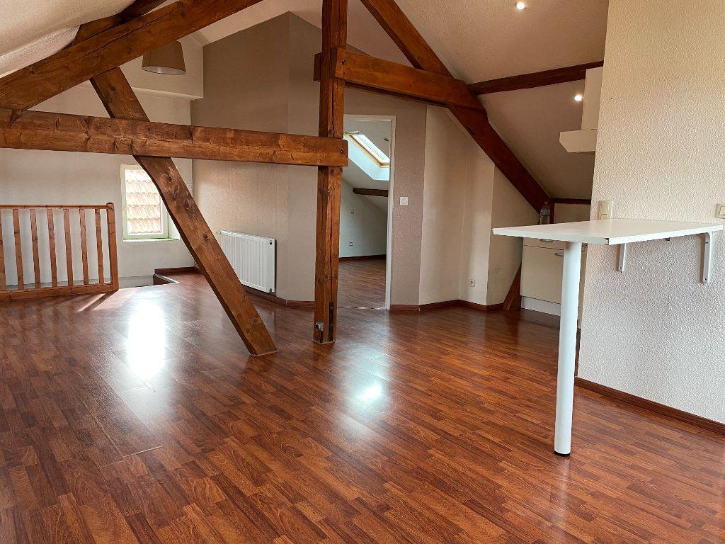 Appartement à louer 2 63m2 à Échenoz-la-Méline vignette-1