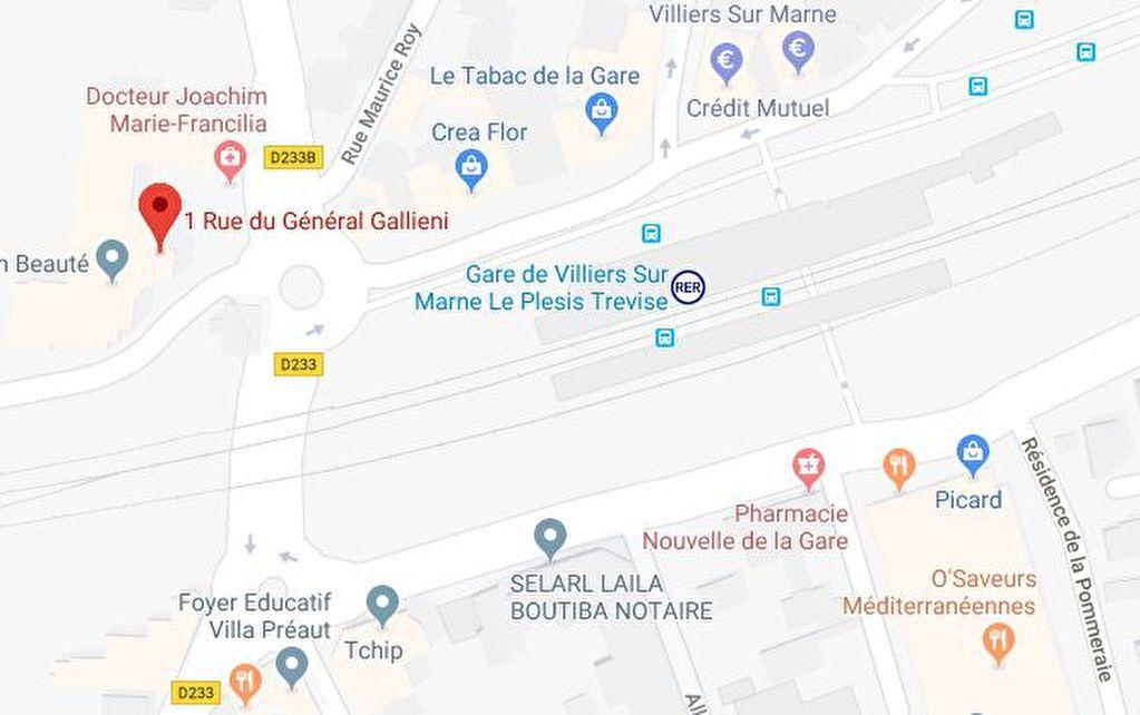 Appartement à louer 1 23m2 à Villiers-sur-Marne vignette-8