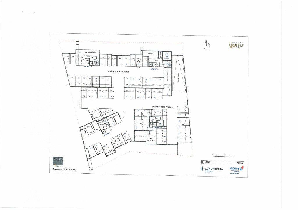 Appartement à louer 2 43.98m2 à Noisy-le-Grand vignette-3