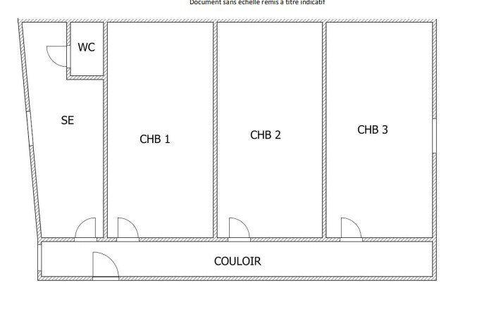 Maison à vendre 5 155m2 à Saint-Junien plan-1