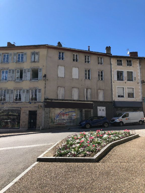 Immeuble à vendre 0 300m2 à Saint-Junien vignette-1