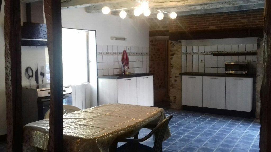 Maison à vendre 3 65m2 à Saint-Laurent-sur-Gorre vignette-2