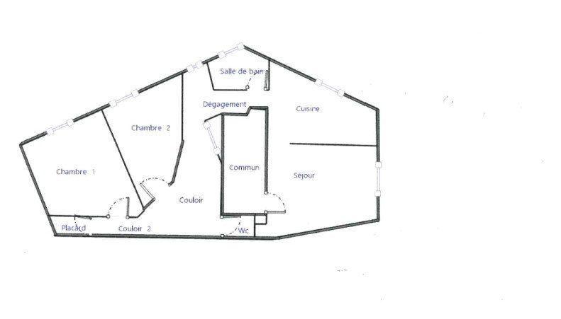 Appartement à louer 3 65m2 à Chabanais vignette-18