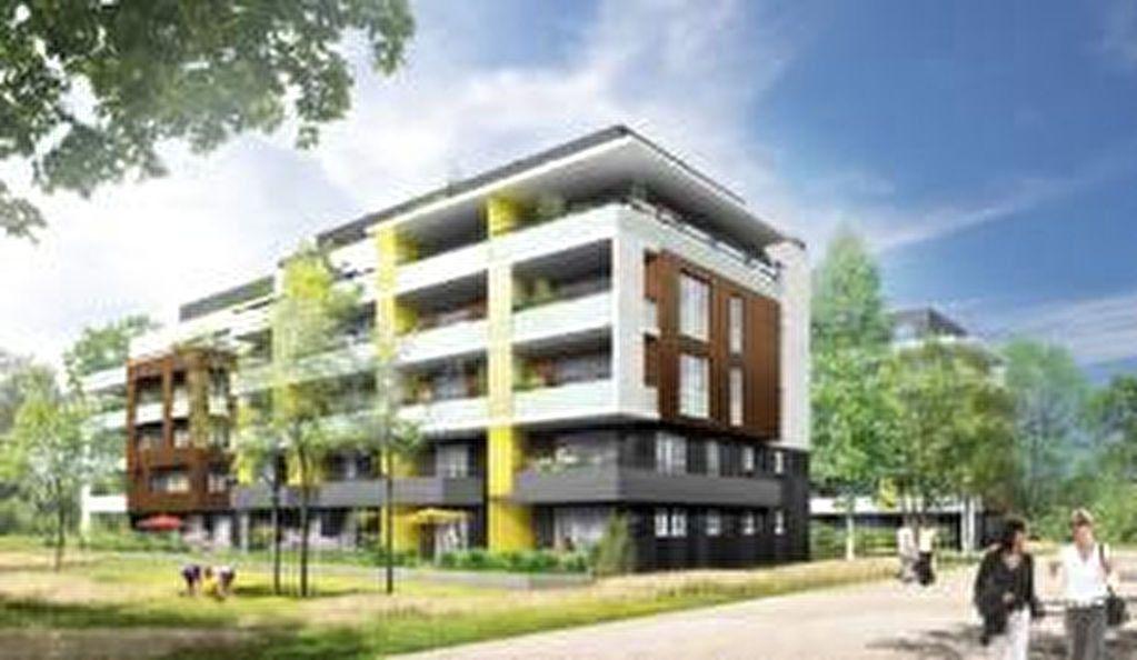 Appartement à louer 3 56m2 à Strasbourg vignette-1