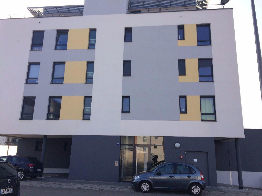 Appartement à louer 3 61.47m2 à Lingolsheim vignette-10