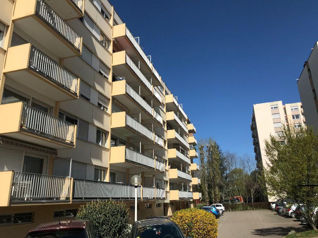 Appartement à louer 1 28m2 à Strasbourg vignette-8