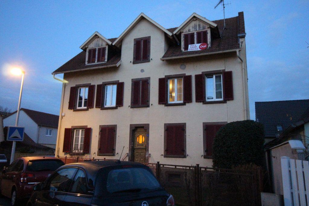 Appartement à louer 2 40.05m2 à Strasbourg vignette-6