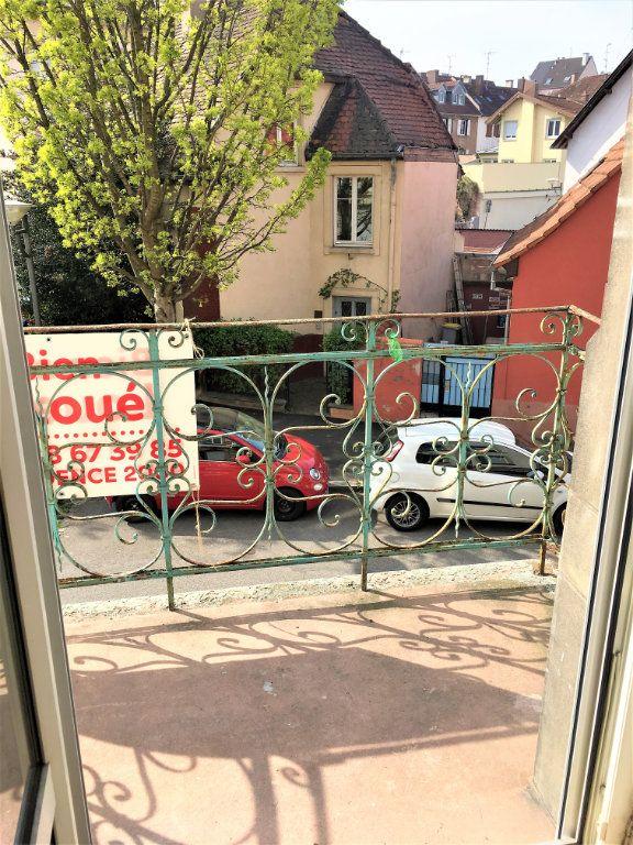 Appartement à louer 2 53m2 à Strasbourg vignette-5