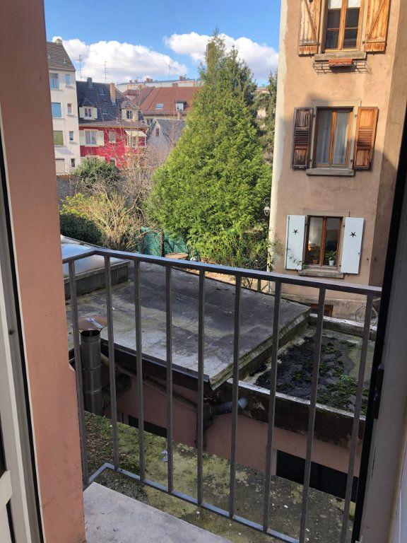 Appartement à louer 2 53m2 à Strasbourg vignette-6