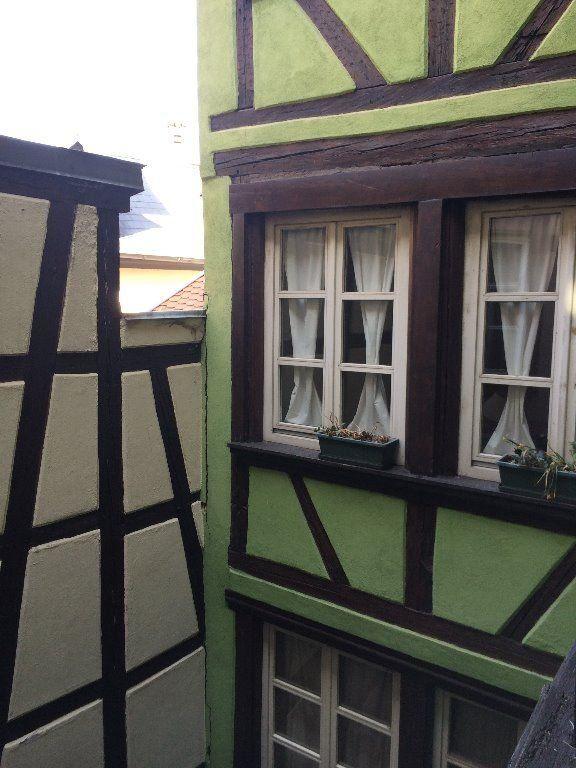 Appartement à louer 1 21m2 à Strasbourg vignette-6