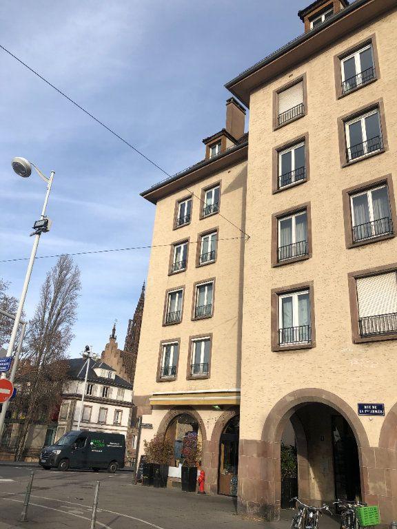 Appartement à louer 1 32.04m2 à Strasbourg vignette-1