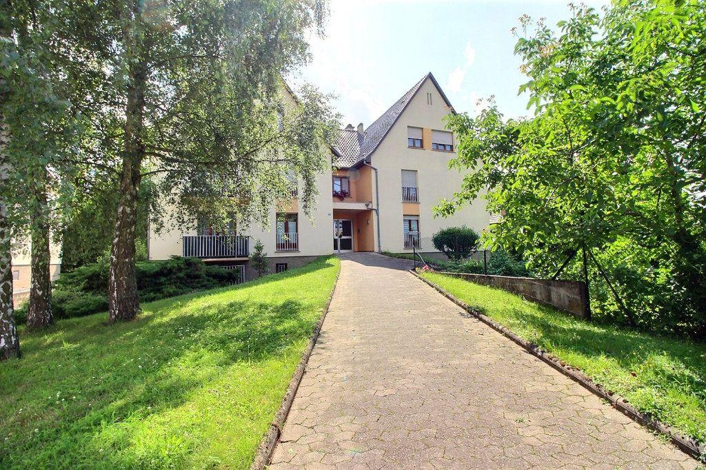 Appartement à vendre 4 92m2 à Strasbourg vignette-1