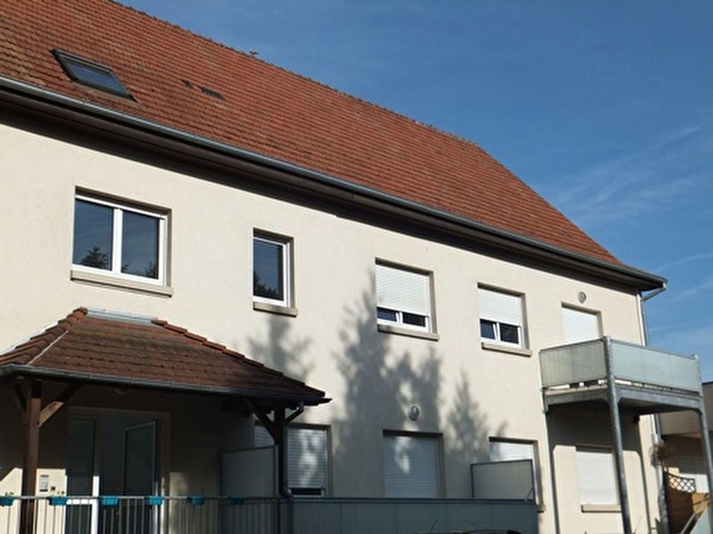 Appartement à louer 3 73m2 à Uberach vignette-5