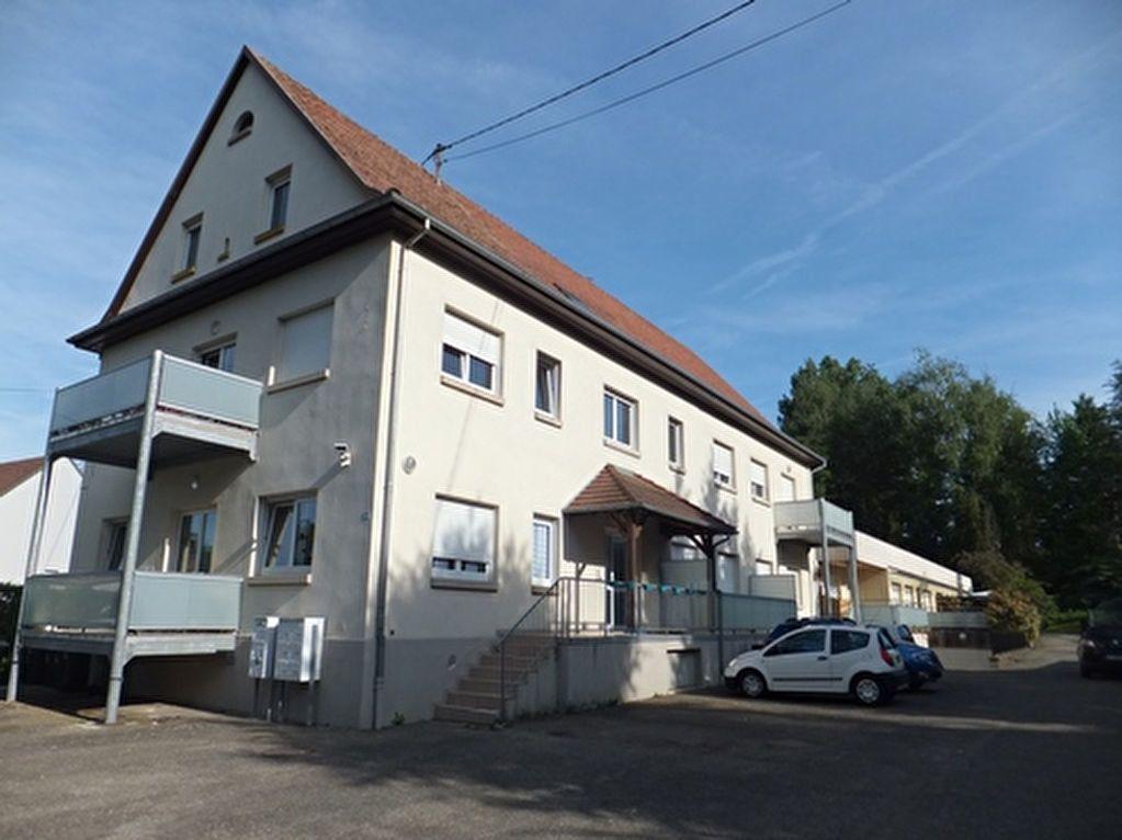 Appartement à louer 3 73m2 à Uberach vignette-7