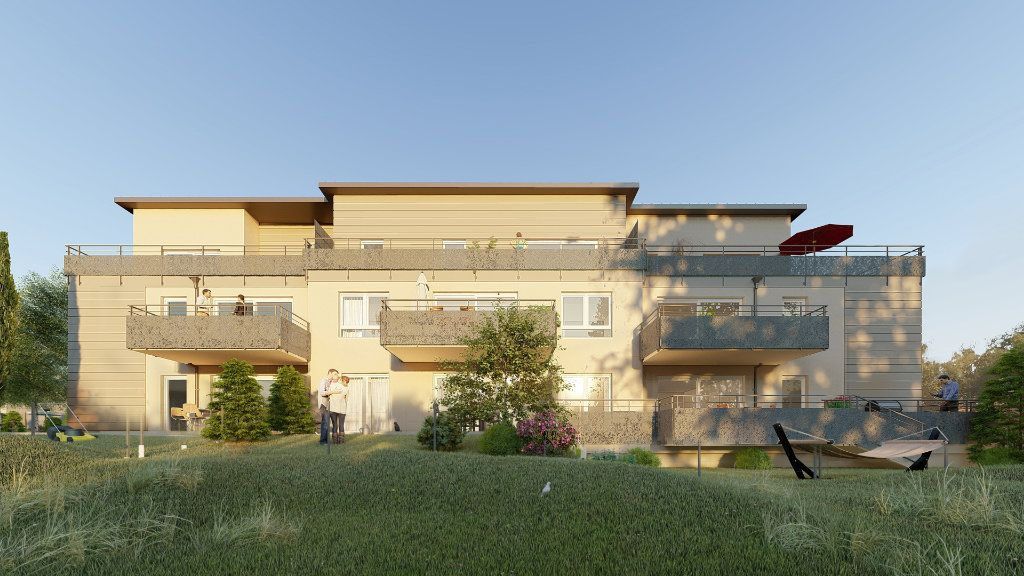 Appartement à vendre 3 73.4m2 à La Walck vignette-2