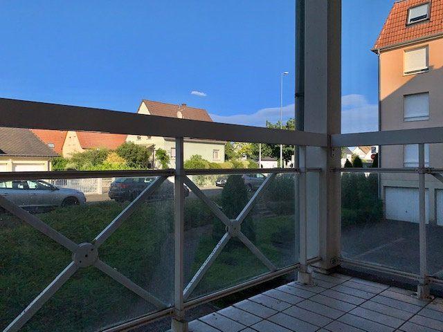 Appartement à louer 2 33m2 à Haguenau vignette-1