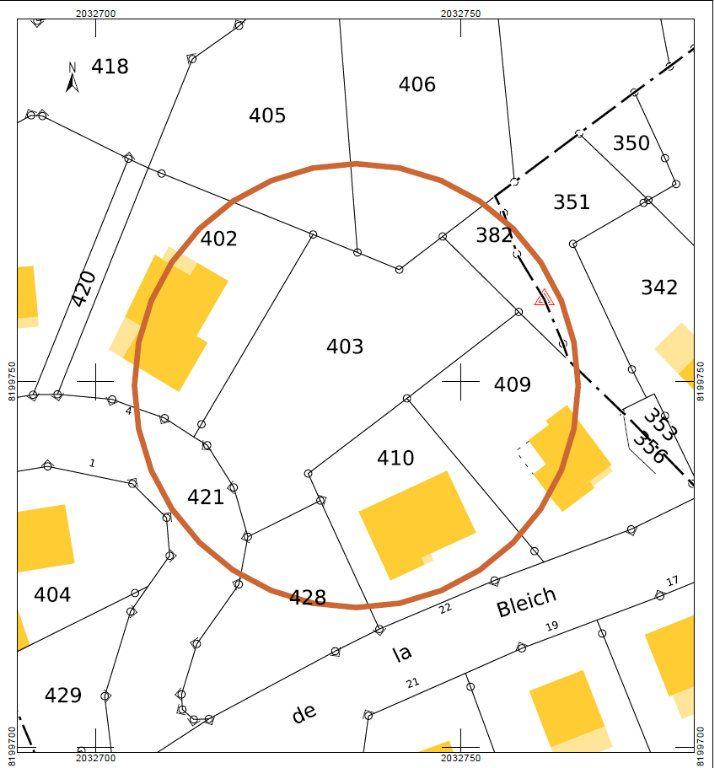 Terrain à vendre 0 870m2 à Offwiller vignette-3