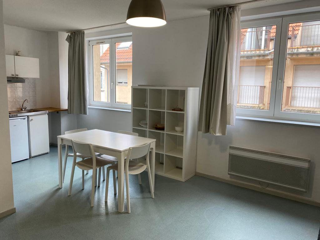 Appartement à louer 1 24.82m2 à Strasbourg vignette-1
