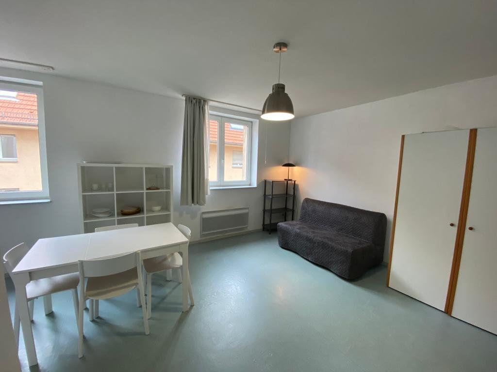 Appartement à louer 1 24.82m2 à Strasbourg vignette-2