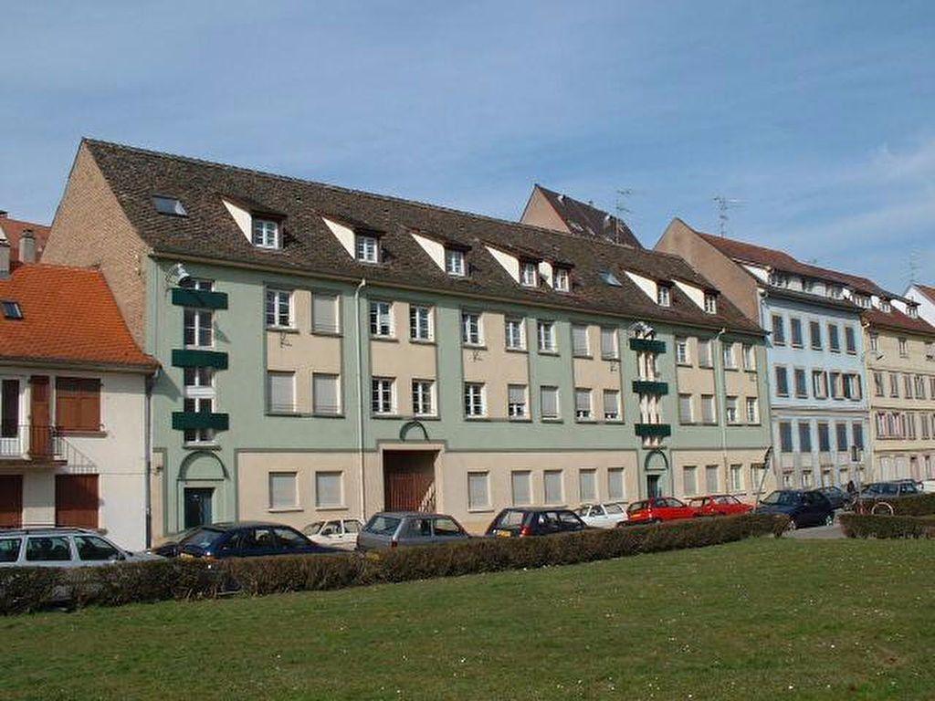 Appartement à louer 1 20.84m2 à Strasbourg vignette-5