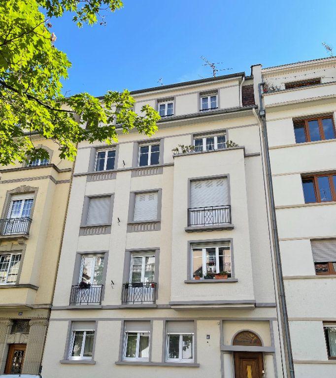 Appartement à louer 3 76.39m2 à Strasbourg vignette-1