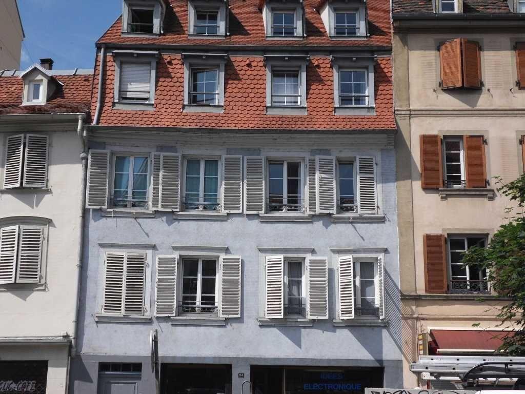 Appartement à louer 1 31.24m2 à Strasbourg vignette-6