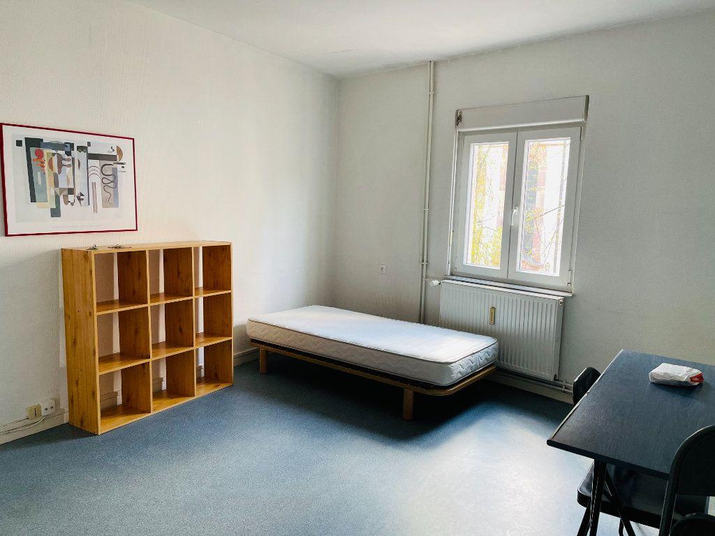 Appartement à louer 1 21.71m2 à Strasbourg vignette-1