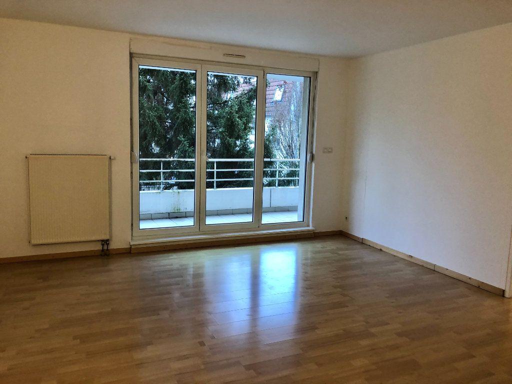 Appartement à louer 4 79.8m2 à Strasbourg vignette-1