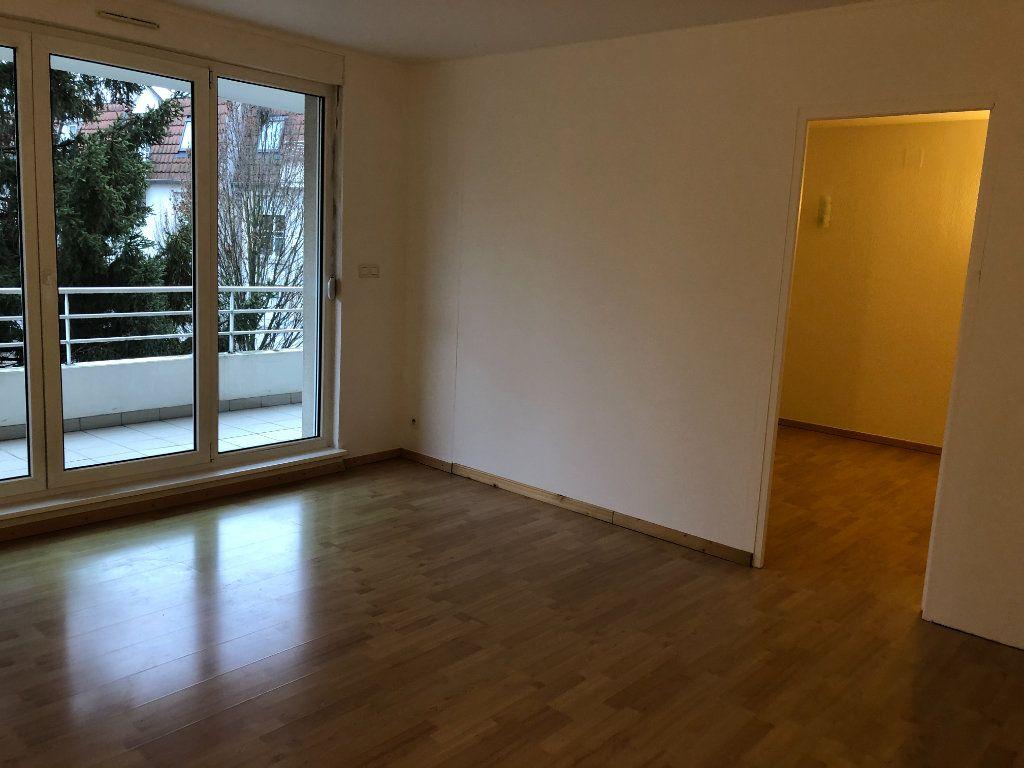 Appartement à louer 4 79.8m2 à Strasbourg vignette-2