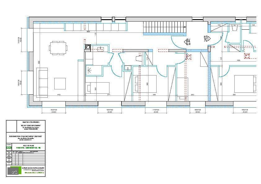 Appartement à vendre 4 77.2m2 à Reichstett plan-2