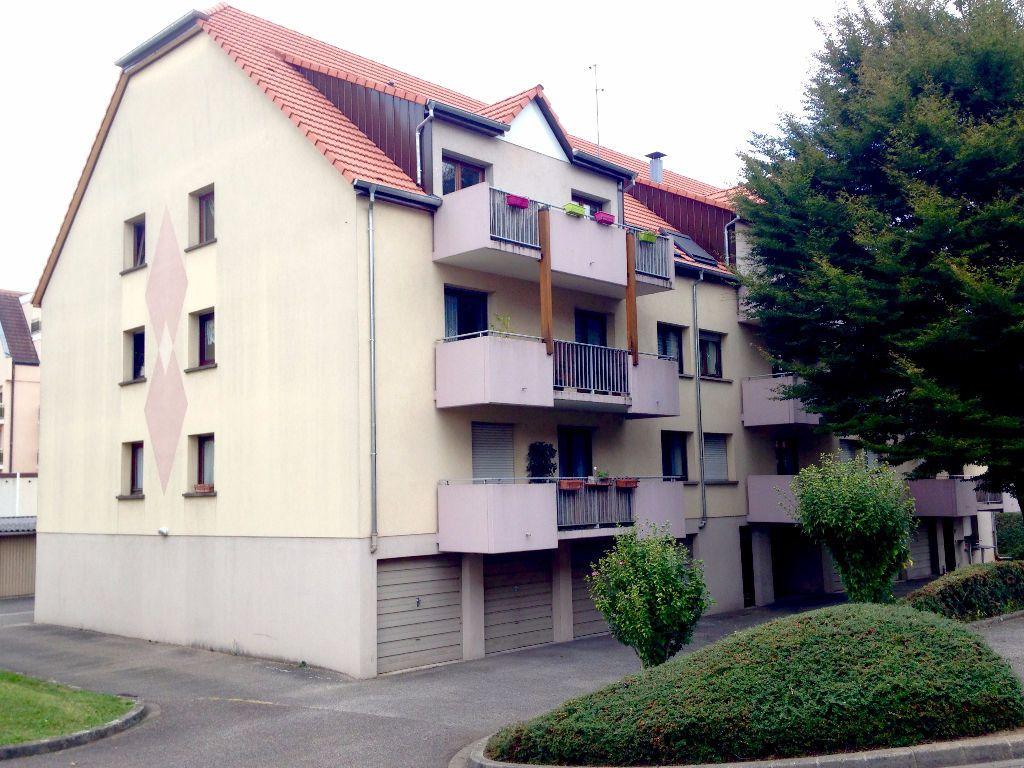 Appartement à louer 3 63.35m2 à Souffelweyersheim vignette-7