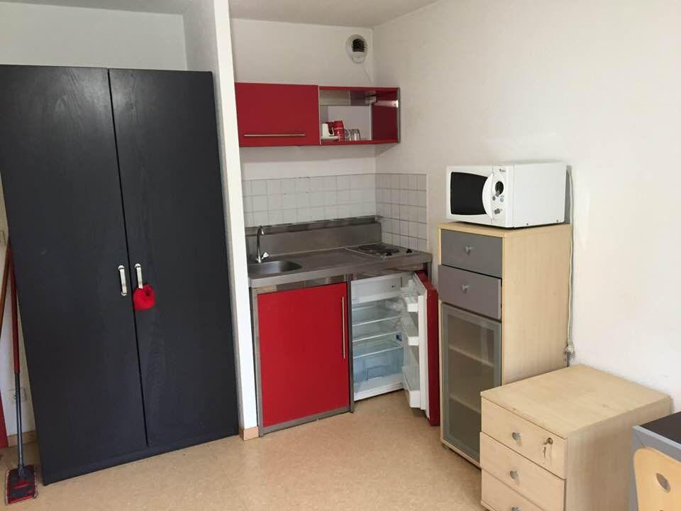 Appartement à louer 1 20.37m2 à Illkirch-Graffenstaden vignette-1