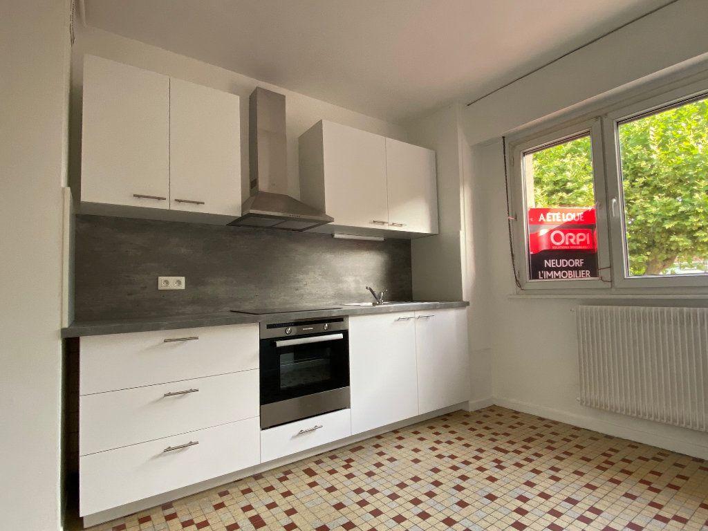 Appartement à louer 3 95m2 à Strasbourg vignette-3