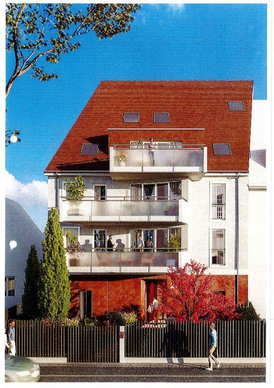 Appartement à vendre 3 75.06m2 à Strasbourg vignette-2