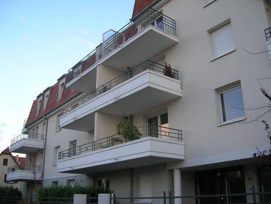 Appartement à louer 3 65m2 à Strasbourg vignette-1