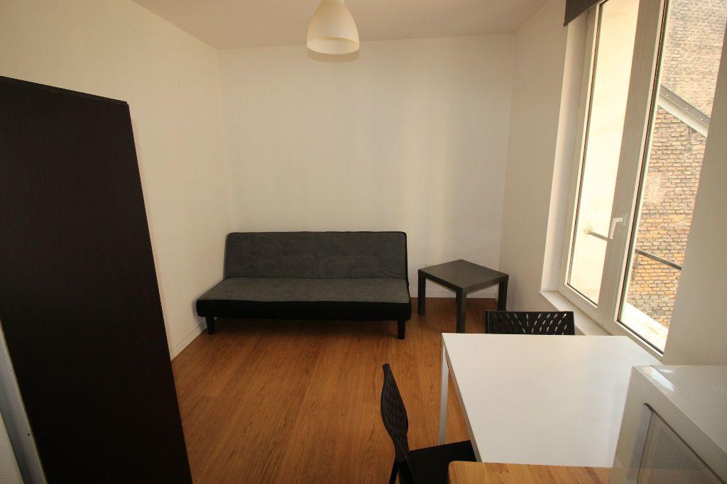 Appartement à louer 1 16.8m2 à Strasbourg vignette-1