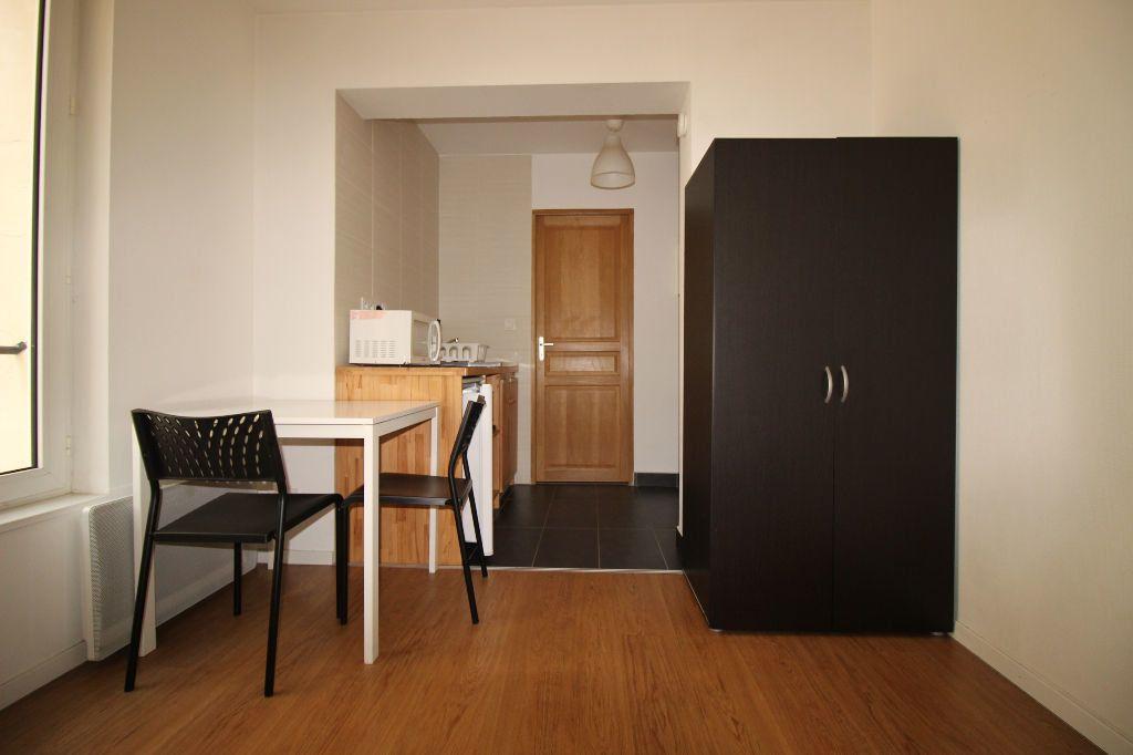 Appartement à louer 1 16.8m2 à Strasbourg vignette-3