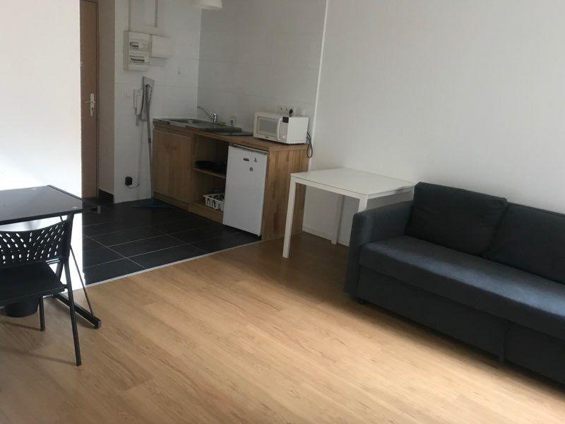 Appartement à louer 1 21.8m2 à Strasbourg vignette-1