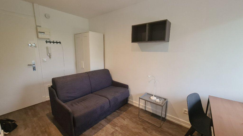 Appartement à louer 1 11.5m2 à Strasbourg vignette-1